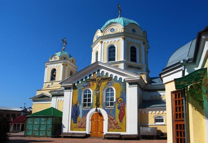 Рождество в Крыму